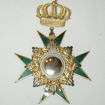 Anyone know what this medal is?  Swedish? Danish? WWI? WWII?