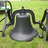Antique Cast Iron Church Bell