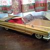 Hugh size 17 inches Bandai Cadillac