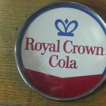royal crown cola sign - Signs