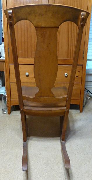 Amazing Heywood Brothers And Wakefield Company Birds Eye Maple Machost Co Dining Chair Design Ideas Machostcouk