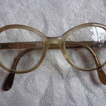 VINTAGE FRANCE L EVRARD RHINESTONE Eyeglasses - Accessories