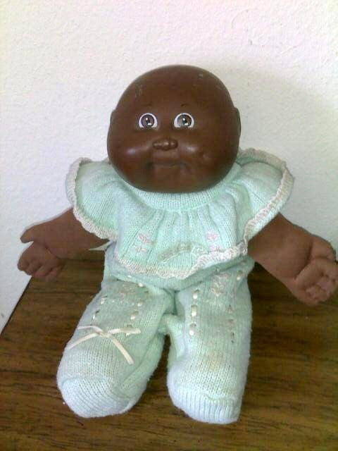 Coleco Cabbage Patch Doll 1982 Collectors Weekly