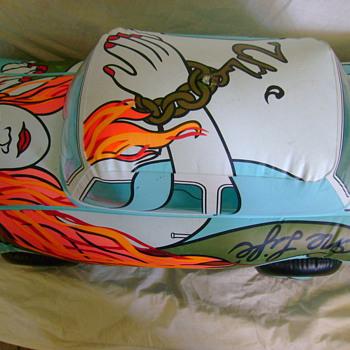 U2 Car!! - Music Memorabilia