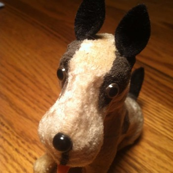 Is this a Steiff? - Dolls