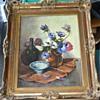 2 oil paintings