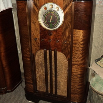 Northern Electric  Bombay console - Radios