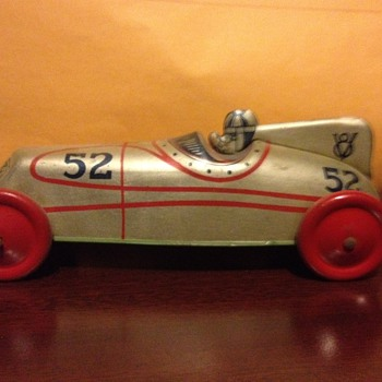 Does anyone have any information on this toy car? - Model Cars
