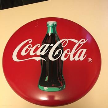 "16"" Coca Cola Button - Coca-Cola"