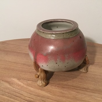 Unknown Signed Studio Pottery - Pottery
