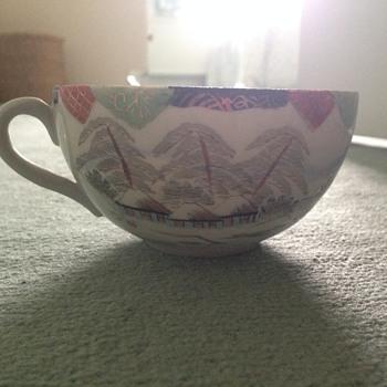 Japanese Tea Set help?