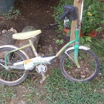 Mystery Bike ???  - Sporting Goods