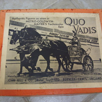 Non-Paper Movie Memorabilia - 1915 - 1950 Part 3