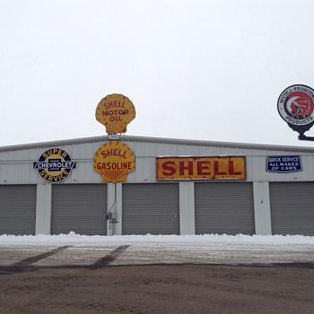 Another Shell? - Petroliana