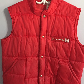 Firestone vest Mens XL. - Mens Clothing