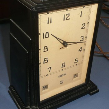 Stanford Calendar Clock