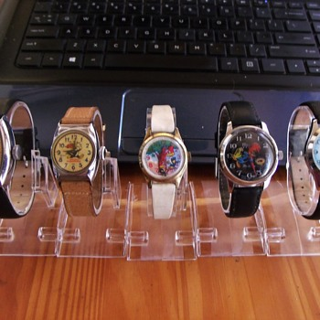 The Many Faces of Woody Woodpecker - Wristwatches
