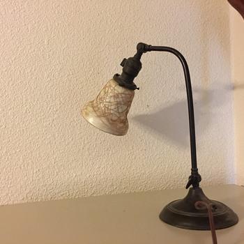 Bryant 1900's lamp - Lamps