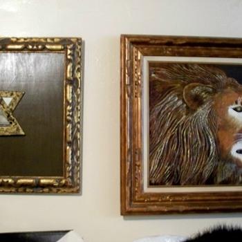 My Art Wall Favorites