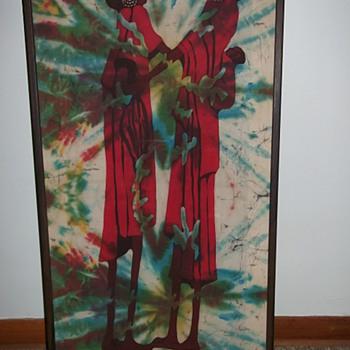 African Painting - Folk Art
