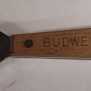 Budweiser Bottle Opener  - Kitchen