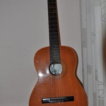 Spanish Antonio Torres Ramirez guitar - Guitars