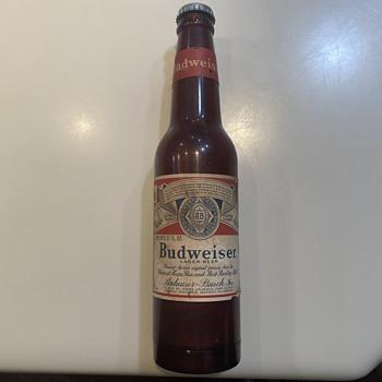 Budweiser flashlight  - Bottles