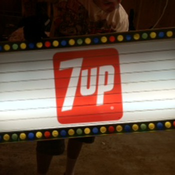 7up menu sign need help with info