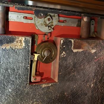 Macneale &Urban Antique Safe  - Office