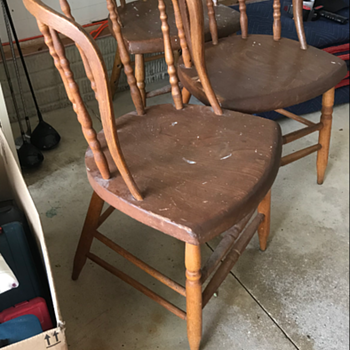 What type of chair is this? - Furniture
