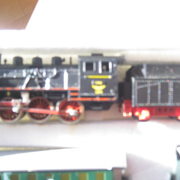Fleishmann 1050 HO train set  - Model Trains