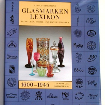 Franz Welz - Glasmarken Lexikon - Art Glass