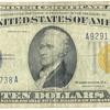 $10 N.Africa Silver Certificate