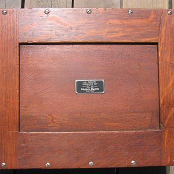 Western Electric Unbalancer Box - Telephones