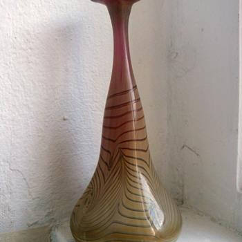 eisch vase? - Art Glass