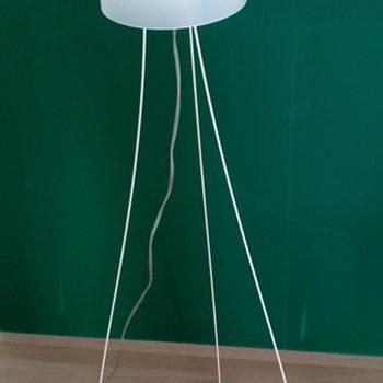 mystery floor lamp - Lamps