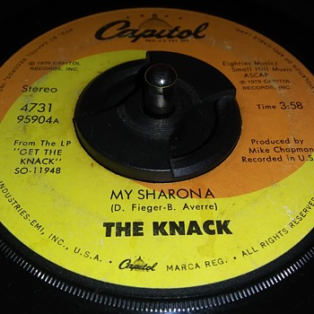 45 RPM SINGLE....#213 - Records