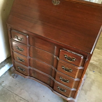 Secretary/Drop Front Desk - Furniture