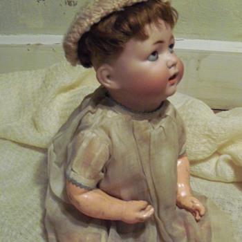 simon and halbig talking doll