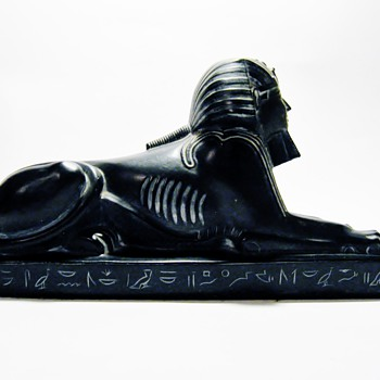 Egyptian Sphinx - Figurines