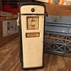 Miniature Gilbarco 1950's Gas Pump Dispenser