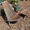 Mid-century Folding Teak Garden Furniture