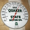 Quaker state thermometer