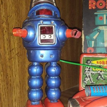 1950's Japanese Planet Robot !!  - Toys