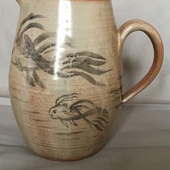 Antique looking jug - Pottery