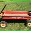 Vintage HENRY EXPRESS Metal Wagon - Canadian