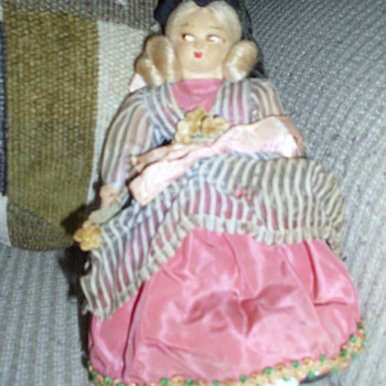 """Made in Italy, """"Rosy"""" Doll - Dolls"""