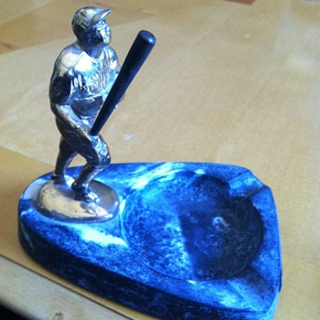 Babe Ruth Ashtray