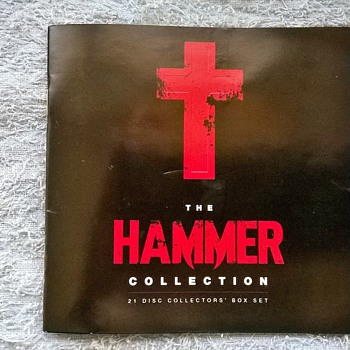 2006-the hammer horror film collection-21disc box set.