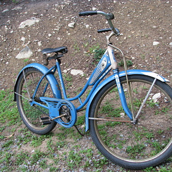 1941 wakefield woman's bicycle